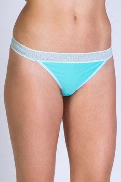 Give-N-Go Lacy Thong, Isla, medium