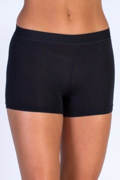 Give-N-Go Sport Mesh 2'' Boy Short, Black, medium