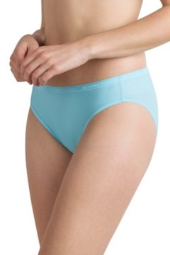 Give-N-Go Bikini Brief, Blue Ice, medium