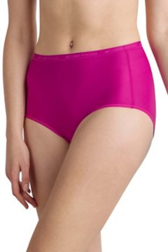 Give-N-Go Full Cut Brief, Wild Aster, medium