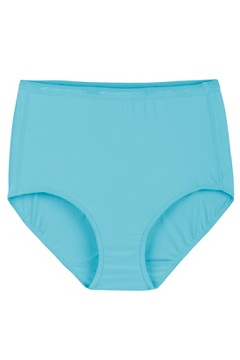 Women's Give-N-Go Full Cut Brief, Air Blue, medium