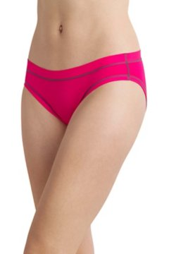 Give-N-Go Sport Mesh Bikini Brief, Pink Blush, medium