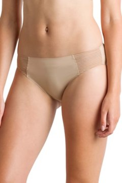 Modern Travel Bikini, Buff, medium