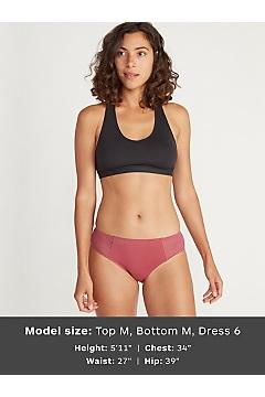 Women's Modern Collection Bikini, Buff, medium