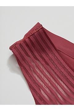 Women's Modern Collection Thong, Dry Rose, medium