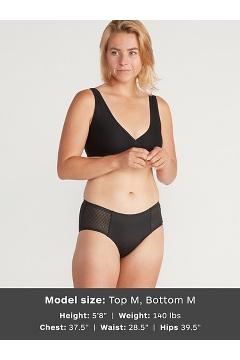 Women's Modern Collection Bikini, Ink, medium