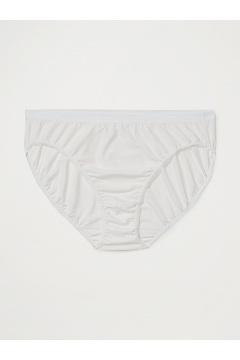 Women's Give-N-Go 2.0 Bikini Brief, White, medium