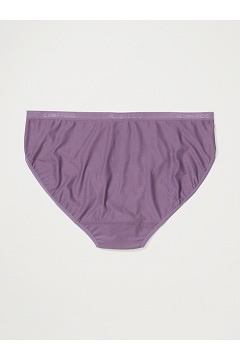 Women's Give-N-Go 2.0 Bikini Brief, Mulled Grape, medium