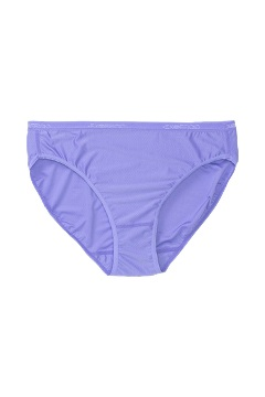 Women's Give-N-Go 2.0 Bikini Brief, Baja Blue, medium