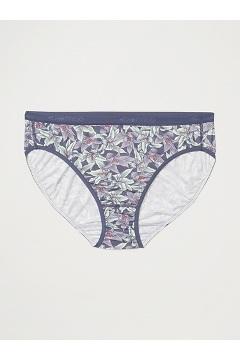 Women's Give-N-Go 2.0 Bikini Brief, Lillies, medium