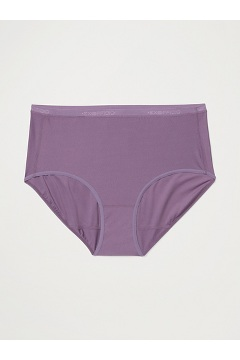 Women's Give-N-Go 2.0 Full Cut Brief, Mulled Grape, medium