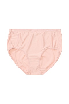 Women's Give-N-Go 2.0 Full Cut Brief, Pink Sand, medium
