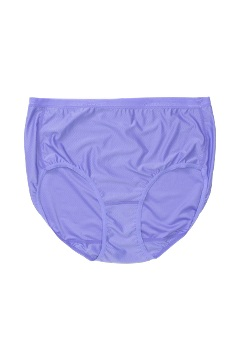 Women's Give-N-Go 2.0 Full Cut Brief, Baja Blue, medium
