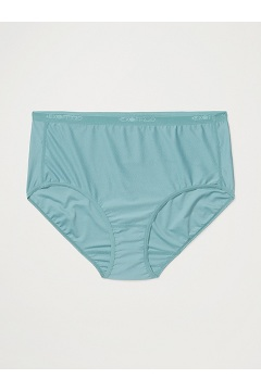 Women's Give-N-Go 2.0 Full Cut Brief, Trellis, medium