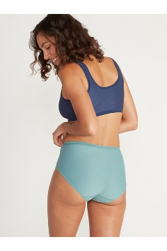 Women's Give-N-Go 2.0 Full Cut Brief, Buff, medium