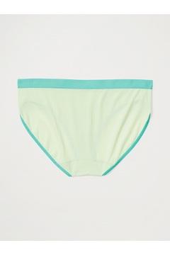 Women's Give-N-Go 2.0 Sport Mesh Bikini Brief, Mojito/Isla, medium