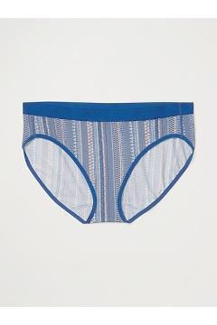 Women's Give-N-Go 2.0 Sport Mesh Bikini Brief, Tribal Stripes, medium