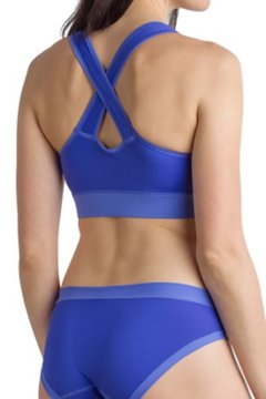 Give-N-Go Sport Mesh Bralette, Regal, medium