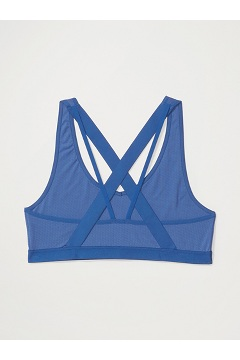 Women's Give-N-Go 2.0 Sport Mesh Bralette, Admiral Blue, medium
