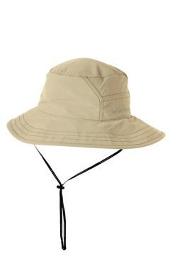 BugsAway Sol Cool Adventure Hat, Lt Khaki, medium