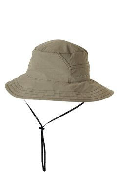 BugsAway Sol Cool Adventure Hat, Cigar, medium