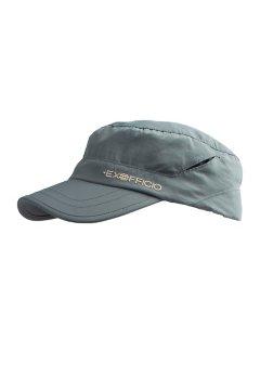 BugsAway Sol Cool Cadet Cap, Dk Pebble, medium