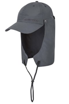 BugsAway Sol Cool Cape Hat, Carbon, medium
