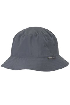 BugsAway Sol Cool Brim Hat, Carbon, medium