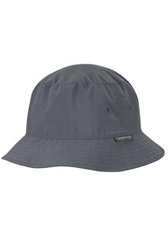 BugsAway Sol Cool Brim Hat, Carbon, medium