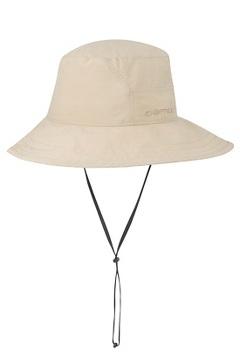 BugsAway Sol Cool Adventure Hat, Tawny, medium