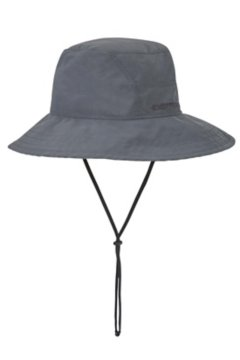 BugsAway Sol Cool Adventure Hat, Carbon, medium