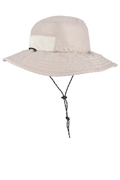 BugsAway Baja Sun Hat, Lt Khaki, medium