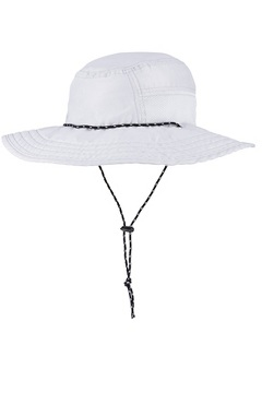 BugsAway Baja Hat, Oyster, medium