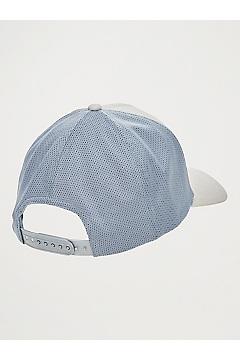 BugsAway ExOfficio Trucker Hat, Platinum/Storm, medium