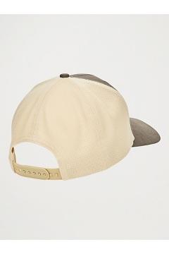 BugsAway ExOfficio Trucker Hat, Walnut Brown/Sand Storm, medium