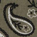 BugsAway Woven Bandana, Bay Leaf, swatch