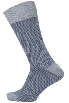 BugsAway Brookside Park Sock, Indigowash, medium