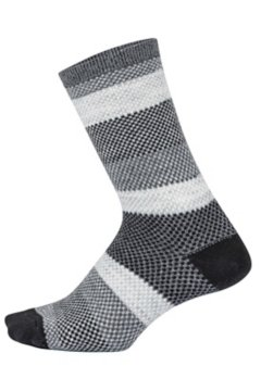 BugsAway Brookside Park Sock, Black, medium
