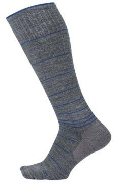 BugsAway Compression Sock, Grey Heather, medium