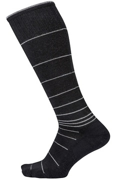 Men's BugsAway Compression Socks, Black, medium