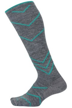BugsAway Compression Socks, Grey Heather, medium