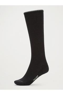 Men's BugsAway Compression Socks, Black, medium