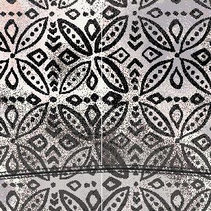 Wanderlux Reversible Print Skirt, Dk Pebble Print, swatch