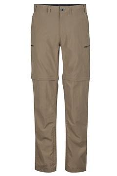 Sol Cool Camino Convertible Pant - Short, Walnut, medium