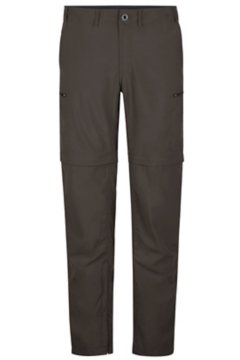 Sol Cool Camino Convertible Pant - Short, Cigar, medium