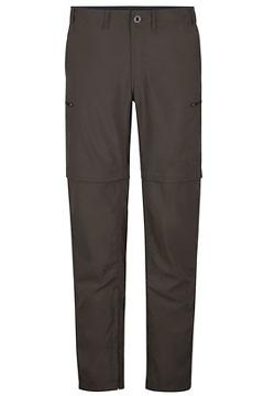 Sol Cool Camino Convertible Pant - Short, Cigar, medium