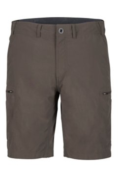 Sol Cool 8.5'' Camino Shorts, Cigar, medium