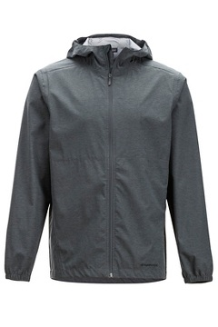 Caparra Jacket, Black Heather, medium