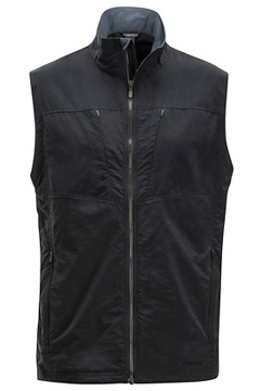 Men's Sol Cool FlyQ Vest, Black, medium