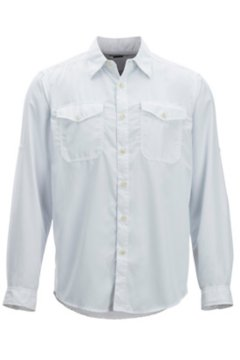 BugsAway Briso LS Shirt, White, medium